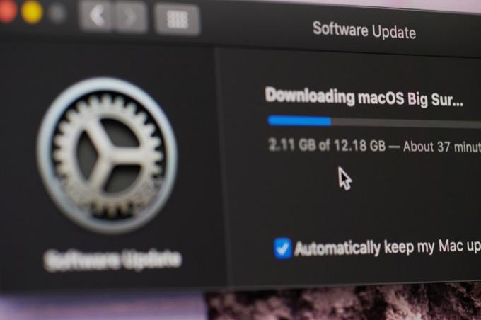 Как запретить вашему Mac устанавливать обновление для macOS