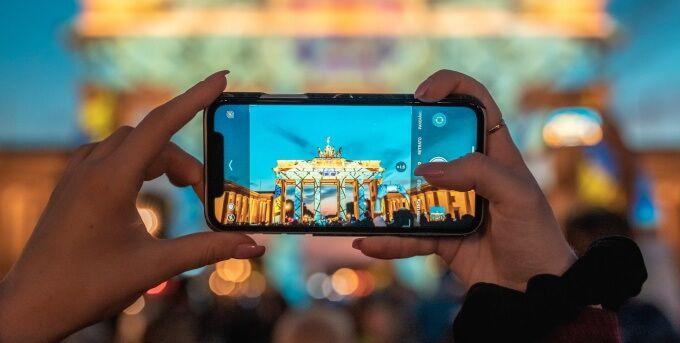 Отсутствуют настройки и параметры видео камеры iPhone?  8 способов исправить