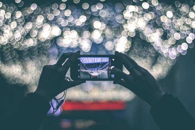 Как делать профессиональные фотографии на iPhone