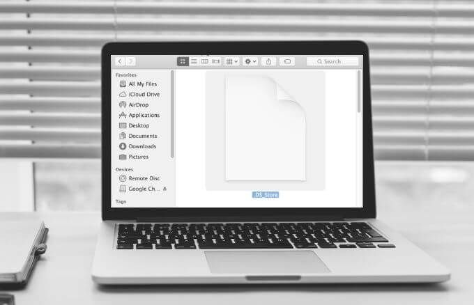 Что такое файл DS_Store и как его удалить