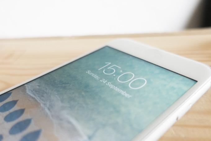Как вручную изменить дату и время на iPhone