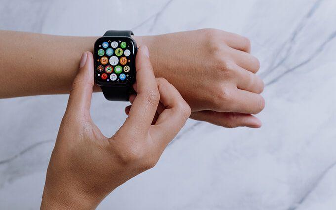 Как сделать, просмотреть и поделиться снимком экрана на Apple Watch