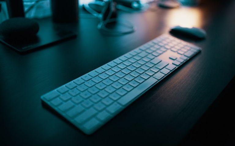 Как настроить и использовать Apple Magic Keyboard в Windows
